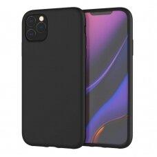 Case Liquid Silicone 2.0mm Apple iPhone 11 Pro Max black