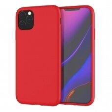 Case Liquid Silicone 2.0mm Apple iPhone 11 Pro Max red