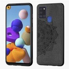 Case Mandala Samsung A217 A21s black