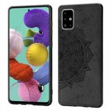 Case Mandala Samsung A715 A71 black
