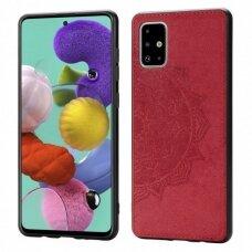 Case Mandala Samsung A715 A71 red