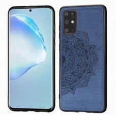 Case Mandala Samsung G986 S20 Plus/S11 dark blue