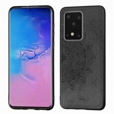 Case Mandala Samsung G988 S20 Ultra/S11 Plus black