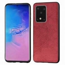 Case Mandala Samsung G988 S20 Ultra/S11 Plus red