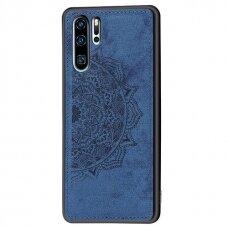 Case Mandala Samsung S21 FE dark blue
