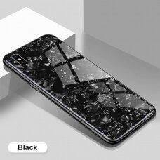 Case Marble Apple iPhone X/XS black