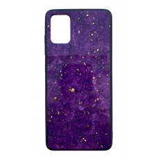 Case Marble Samsung G981 S20/S11e violet