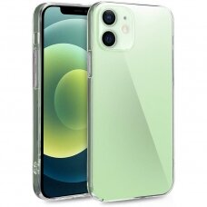 Case Mercury Jelly Clear Apple iPhone 12 mini transparent