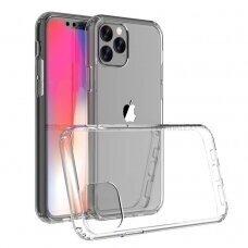 Case Mercury Jelly Clear Apple iPhone 12/12 Pro transparent
