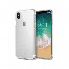 Case Mercury Jelly Clear Apple iPhone XS Max transparent