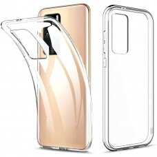 Case Mercury Jelly Clear Huawei P40 Pro transparent