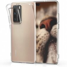 Case Mercury Jelly Clear Huawei P40 transparent
