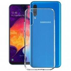 Case Mercury Jelly Clear Samsung A505 A50/A507 A50s/A307 A30s transparent