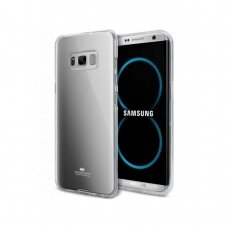 Case Mercury Jelly Clear Samsung G950 S8 transparent