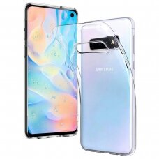 Case Mercury Jelly Clear Samsung G973 S10 transparent