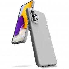 Case Mercury Silicone Case Samsung A525 A52/A526 A52 5G stone color