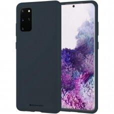 Case Mercury Silicone Case Samsung G981 S20 dark blue