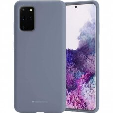 Case Mercury Silicone Case Samsung G981 S20 lavander gray