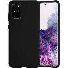 Case Mercury Silicone Case Samsung G986 S20 Plus black