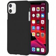 Case Mercury Soft Jelly Case Apple iPhone 11 black