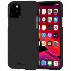 Case Mercury Soft Jelly Case Apple iPhone 11 Pro Max black