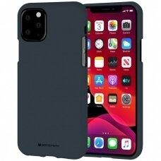Case Mercury Soft Jelly Case Apple iPhone 11 Pro Max dark blue