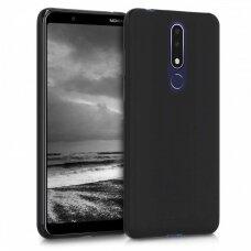 Case Mercury Soft Jelly Case Nokia 3.1 Plus black
