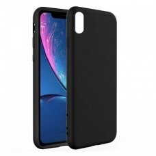 Case Mercury Soft Jelly Case Samsung A105 A10 black