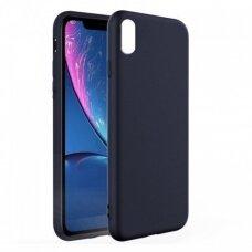 Case Mercury Soft Jelly Case Samsung A105 A10 dark blue