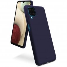 Case Mercury Soft Jelly Case Samsung A125 A12 dark blue