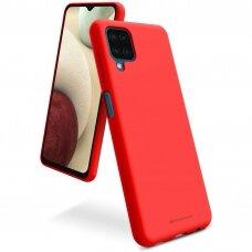 Case Mercury Soft Jelly Case Samsung A125 A12 red