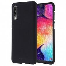 Case Mercury Soft Jelly Case Samsung A505 A50/A507 A50s/A307 A30s black