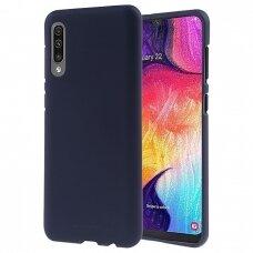 Case Mercury Soft Jelly Case Samsung A505 A50/A507 A50s/A307 A30s dark blue