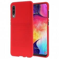 Case Mercury Soft Jelly Case Samsung A505 A50/A507 A50s/A307 A30s red