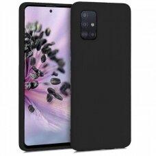 Case Mercury Soft Jelly Case Samsung A515 A51 black
