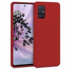 Case Mercury Soft Jelly Case Samsung A515 A51 red