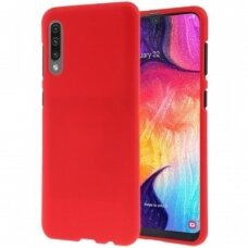 Case Mercury Soft Jelly Case Samsung A705 A70 red