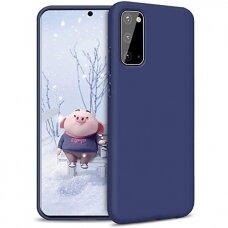 Case Mercury Soft Jelly Case Samsung A715 A71 dark blue