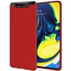 Case Mercury Soft Jelly Case Samsung A805 A80 red