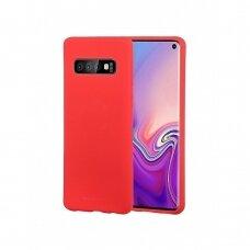 Case Mercury Soft Jelly Case Samsung G973 S10 red
