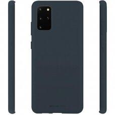 Case Mercury Soft Jelly Case Samsung G986 S20 Plus dark blue