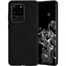 Case Mercury Soft Jelly Case Samsung G988 S20 Ultra black