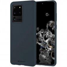 Case Mercury Soft Jelly Case Samsung G988 S20 Ultra dark blue
