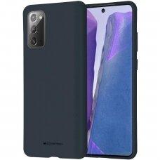 Case Mercury Soft Jelly Case Samsung N980 Note 20 dark blue