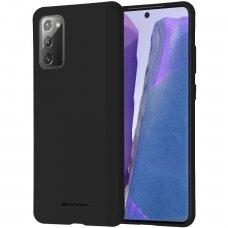 Case Mercury Soft Jelly Case Samsung N985 Note 20 Ultra black