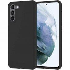 Case Mercury Soft Jelly Case Samsung S21 Plus black