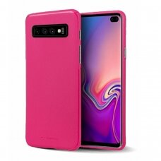 Case Mercury Style Lux Samsung G973 S10 hot pink