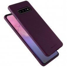 Case Mercury Style Lux Samsung G973 S10 purple