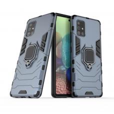 Case Panther Samsung A715 A71 navy blue