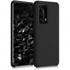 Case Rubber TPU Huawei P40 Pro black